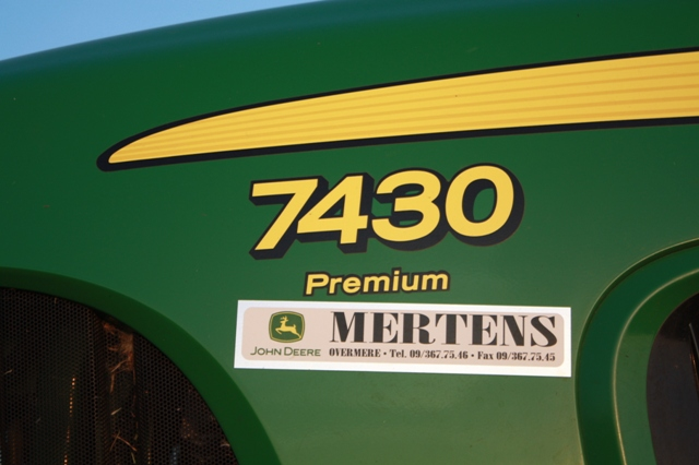 John Deere, Powered by. Mertens